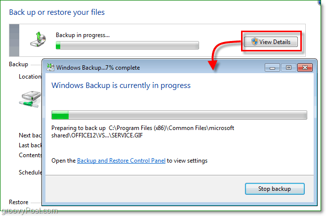 Windows 7 Data Backup and Restore Guide [How-To]